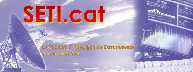 Logo SETI.cat, alta resolució i menys allargat (setembre'06)