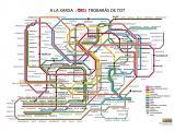 """Mapa de """"metro"""" .cat"""
